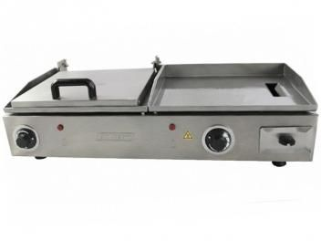 Chapeira Elétrica Profissional Retângular - Inox 2000W - Cotherm