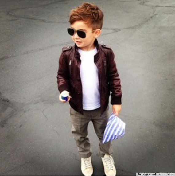 Best How My Kids Will Be Dressed Images On Pinterest Dresses - Meet 5 year old alonso mateo best dressed kid ever seen