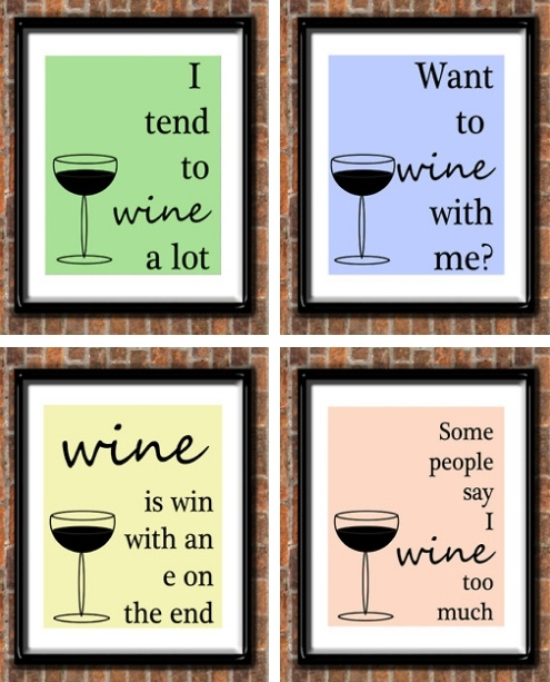 Want to wine with me?