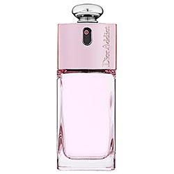 Dior Addict 2 ---Bergamot, Grapefruit, Orange, Freesia, Lily of the Valley, Lotus Flower, Pineapple, Watermelon, Grenadine, Sandalwood, White Musk.