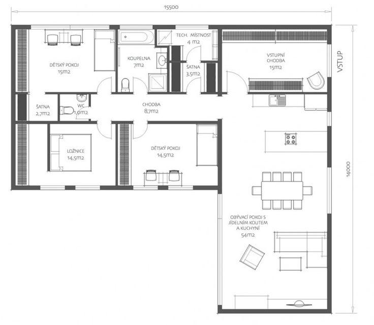 LUCERN 157 | Naše domy | Lucern | moderní dřevostavby za skvělé ceny