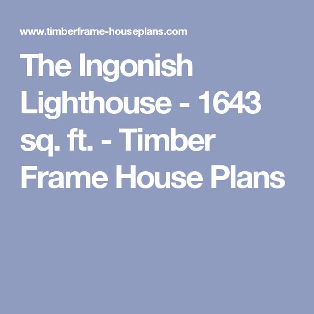 1000 Ideas About Timber Frame Houses On Pinterest