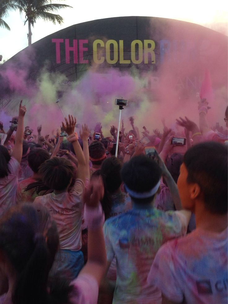 #happiest5k #The Color Run
