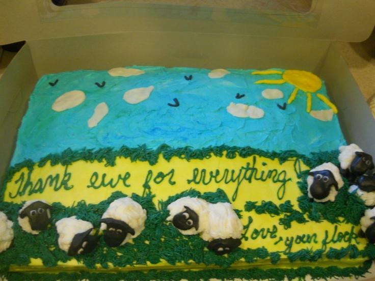 Church Cake Ideas