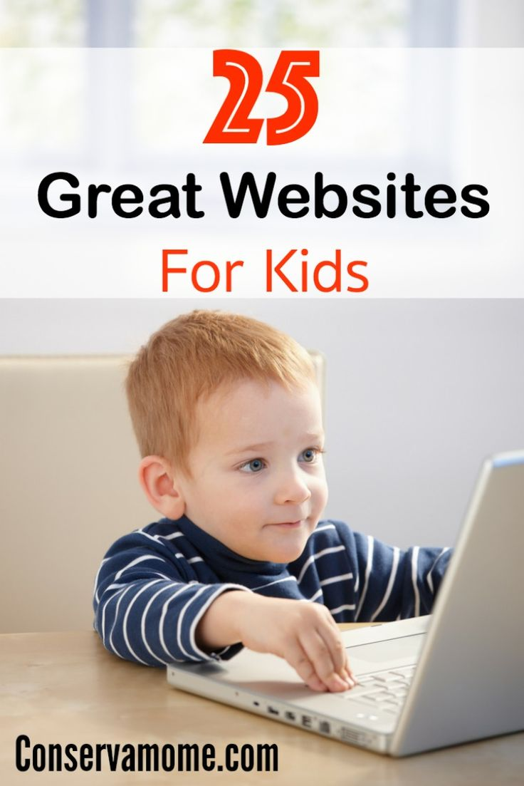 25 Nice Web sites For Children – Enjoyable on-line studying instruments