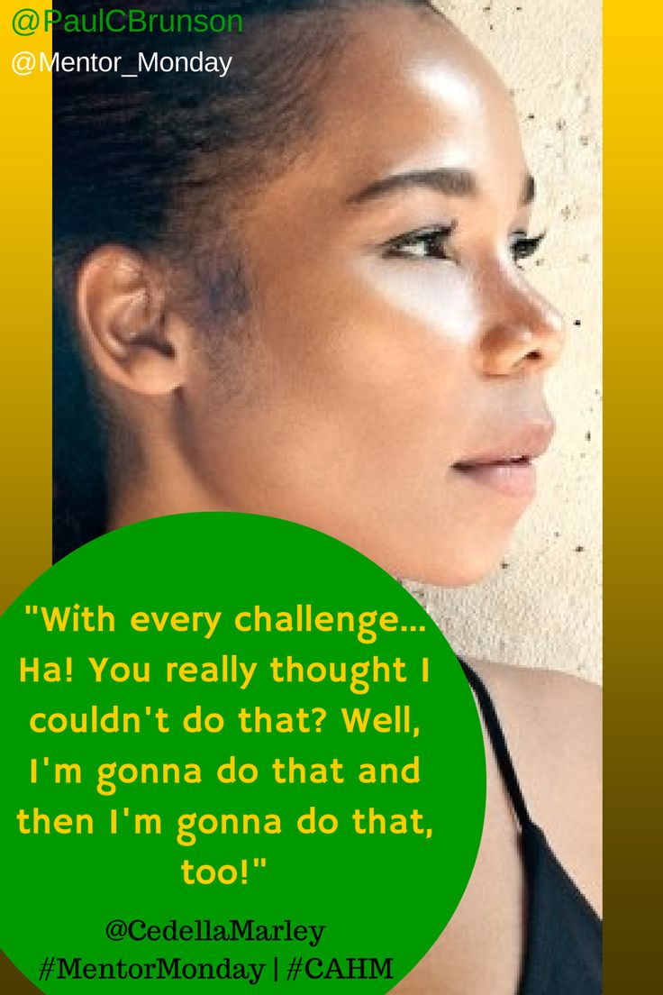 Cedella Marley was born to The talented entrepreneur, philanthropist artist, and daughter of legendary Bob Marley sits down with