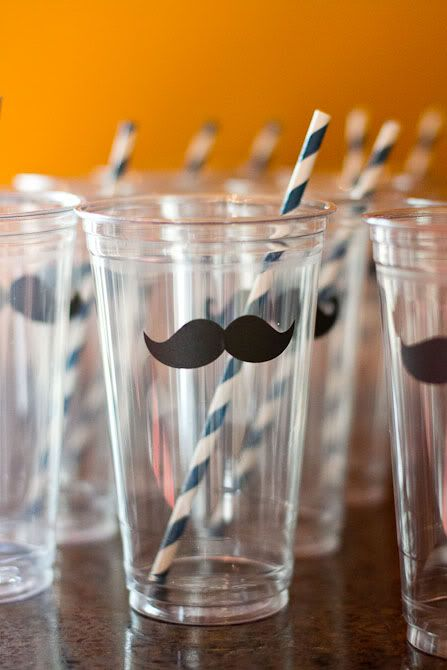 Sol and Rachel do a Blog: Little Man Mustache Bash Food and Menu