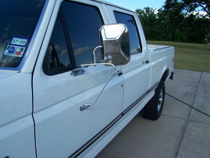 Towing Mirror Options For Obs Powerstrokenation Ford