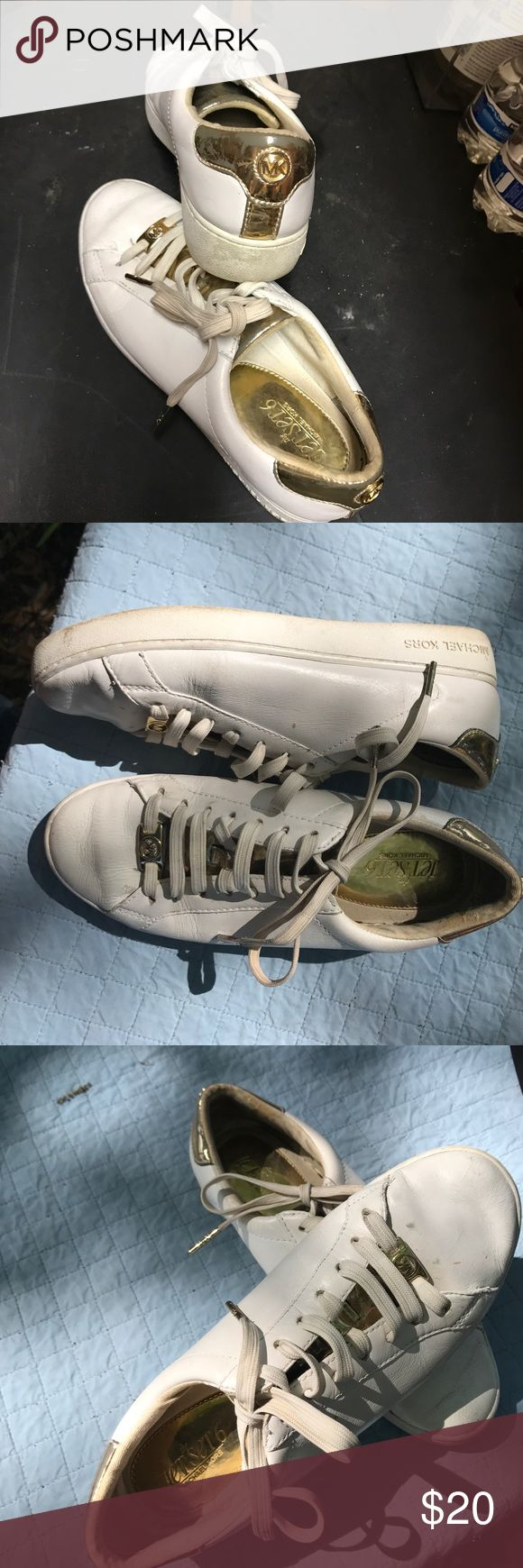 Michael Kors Jet Set 6 Size 5 1/2 M Michael Kors Shoes Sneakers