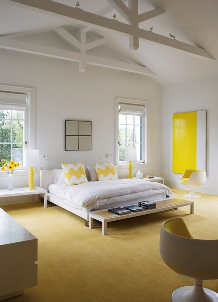 Bedroom Decor Yellow 364 best accent with yellow images on pinterest | yellow, home and