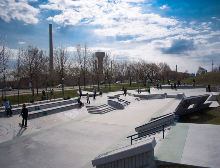 Ashbridges Bay Skatepark | Toronto, ON