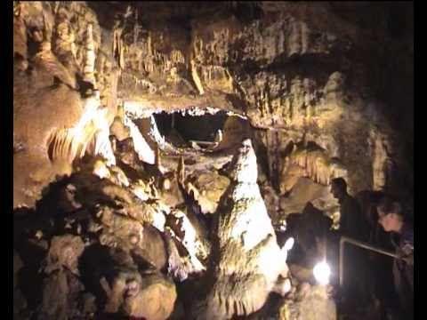 De grotten van Hotton. - YouTube