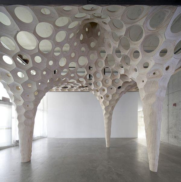 Architecture aux limites du réel