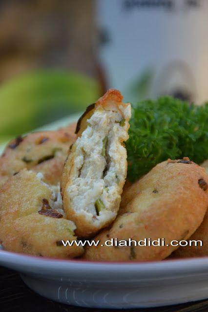 Diah Didi's Kitchen: Perkedel Tahu Udang