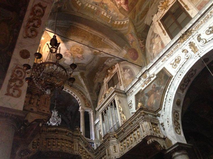 Chiesa di Santa Maria Corteorlandini a #Lucca. #MonumentsMenWe
