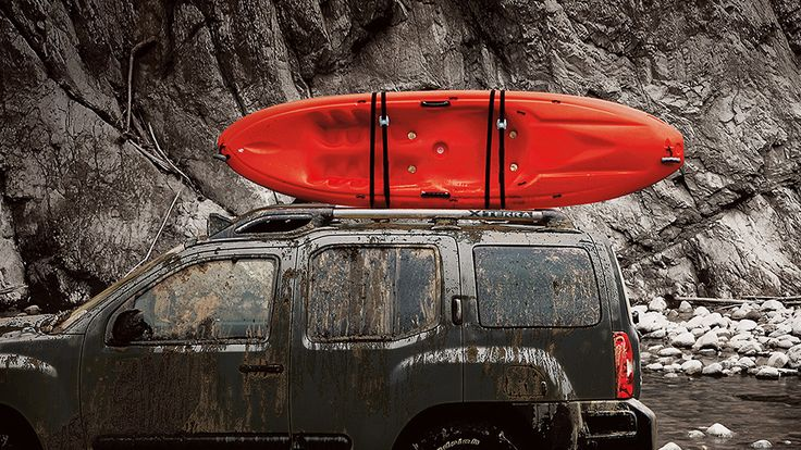 Roof rack crossbars (4x4 only)