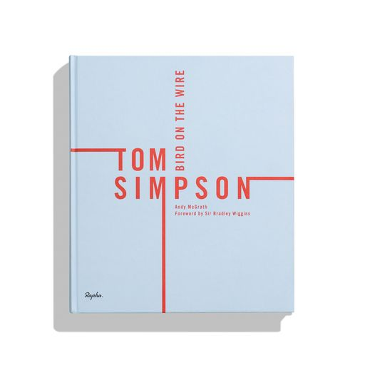 A new biography of British cycling's greatest icon Tom Simpson, guided by rare photography and untold stories from those closest to him, with a foreword by Sir Bradley Wiggins.