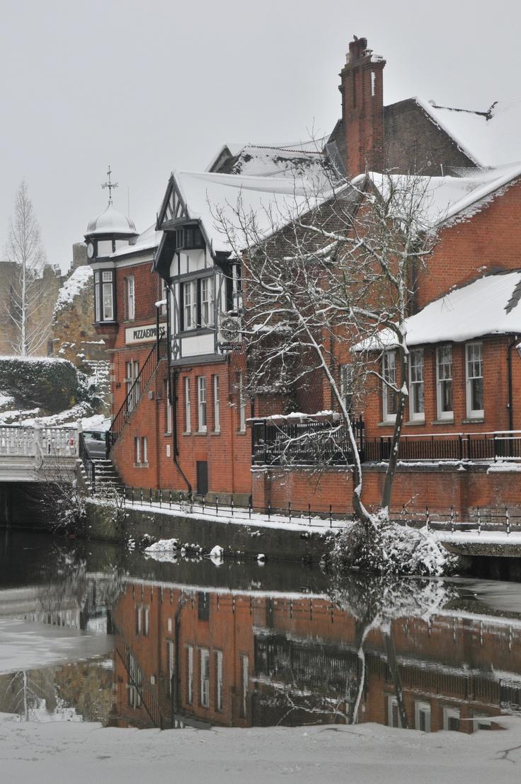 Tonbridge, Kent.