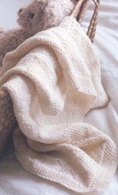 Belle couverture à étoiles de bébé