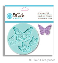 37 best craft supplies images on pinterest good ideas for Martha stewart butterfly template
