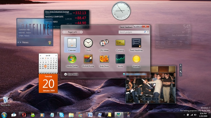 The Master List of New Windows 7 Shortcuts