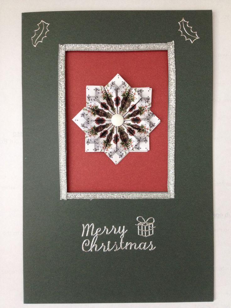 192 Best Tea Bag Folding Cards Images On Pinterest Card