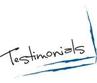 Testimonials –  Positive feedback #feedback #southafrica