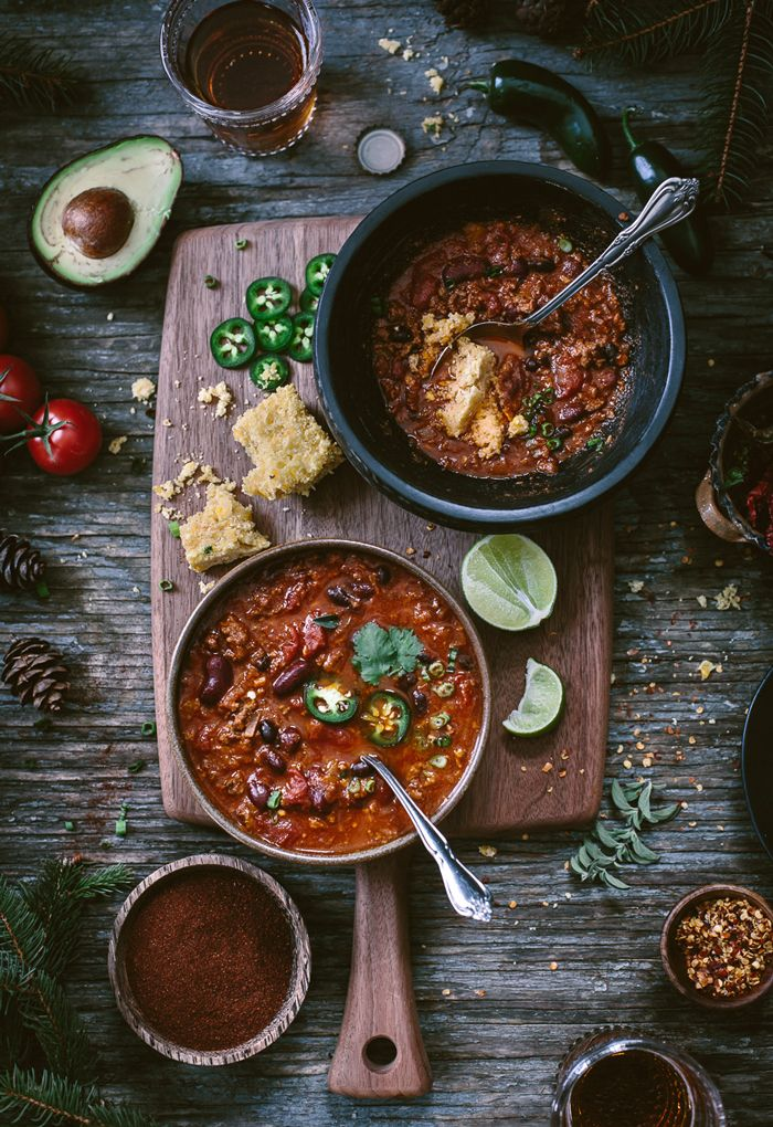 Heartwarming Turkey and Bean Chili: Easy to make, weeknight turkey and bean chili recipe