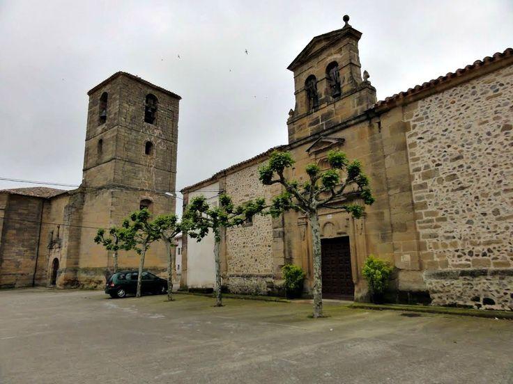 Castildelgado, Burgos, Camino de Santiago