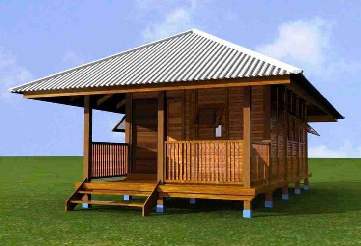 http://inrumahminimalis.com - Desain Rumah Kayu Sederhana