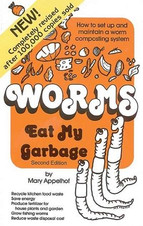 I so want to start a worm farm for composting