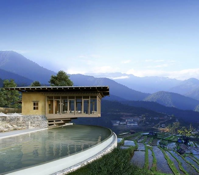 SIX SENSES BHUTAN - Opening in September 2017 / creating five properties for the ultimate circuit experience of Thimphu, Punakha, Gangtey, Bumthang and Paro.