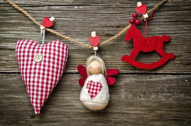 Adornos navideños para puertas   TodoSimple