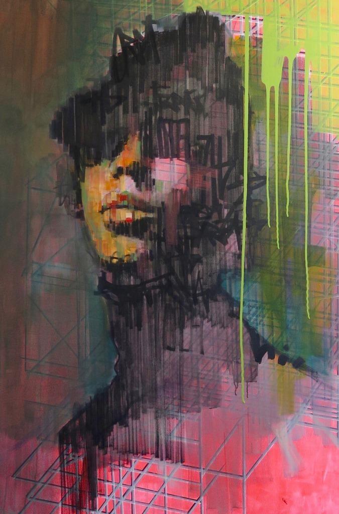 Kilmany-Jo Liversage, Esthero 150x100cm