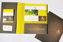 A5 Portfolio Brochure — Designspiration