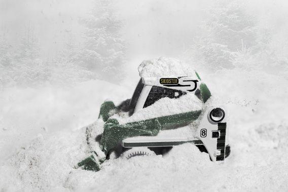 Nieuw in mijn Werk aan de Muur shop: Skidster