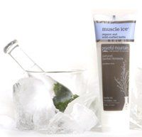 Peaceful Mountain - Muscle Ice - 3.5 Oz gel, 6 Pack (Image may vary) by Peaceful Mountain. $41.34. MULTI VALUE 6-PACK! You are buying SIX of Muscle Ice Gel, 3.5 oz. Quantity: MULTI VALUE PACK! You are buying Description: MUSCLE ICE GEL Unit Size: 3.5 OZ Brand: PEACEFUL MOUNTAIN. The product is not eligible for priority shipping (Image may vary). Save 31%!