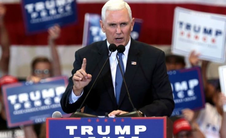 Thought Trump was bad? Here's why his right-hand man could be even worse November 14 2016 #dumptrump #dumpPence