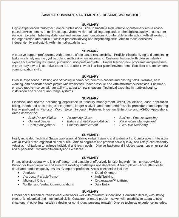Professional Cv Resume Format Customer Service Resume Customer Service Resume Examples Resume Skills