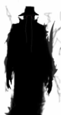 """The most ubiquitous feature present in many of the reports of Shadow People encounters describe a tall, mannish-looking entity that, curiously, wears a wide-brimmed hat. A faceless entity that wears a hat is high strangeness indeed.  Famed paranormal researcher Heidi Hollis says she created the name """"Hatman"""" to differentiate sightings of dark, featureless entities seen wearing hats. She says those beings are often described as wearing long d"""