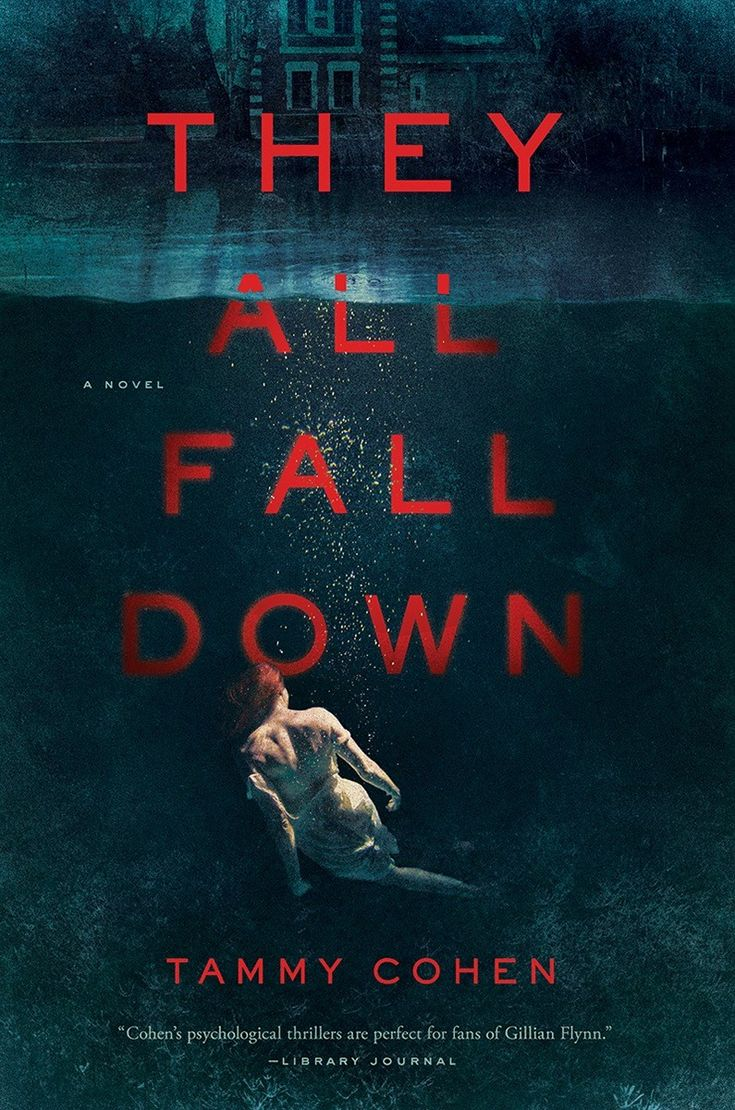 Looking for a creepy psychological thriller? Then pick up They All Fall Down by Tammy Cohen! Here's the plot: Hannah had a normal life – a loving husband, a good job. Until she did something shocking. Now she's in a psychiatric clinic. It should be a safe place. But patients keep dying.  The doctors say… Read More Weekend Reading