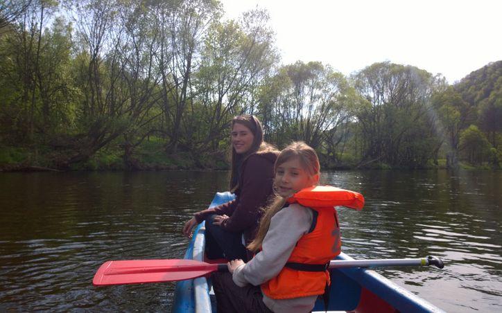 1 day adventures AoS1 - Easy - Drifting down Jizera