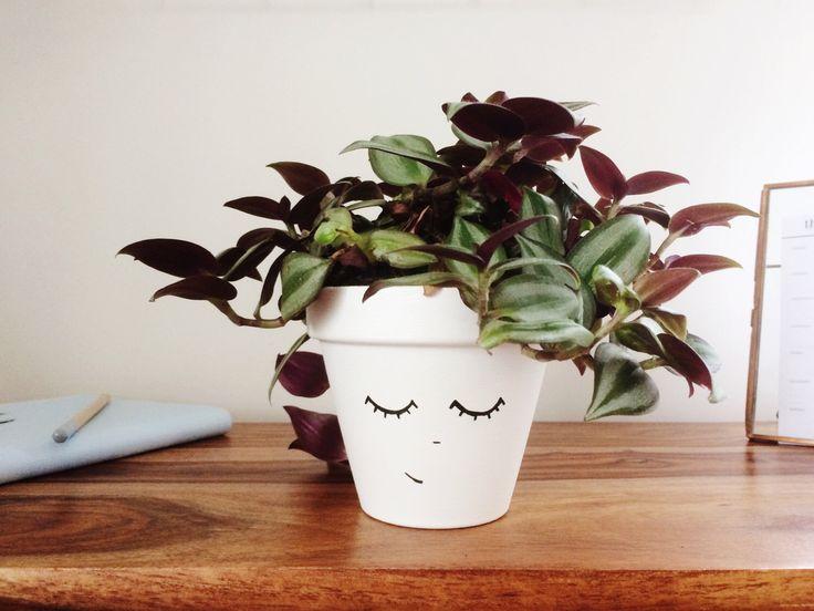 Indoor Planter - Planter - Housewarming Gift - Desk Accessories - Cactus Planter - House Plants - Succulent Planter - Scandinavian by BigFatDreams on Etsy https://www.etsy.com/ca/listing/496549044/indoor-planter-planter-housewarming-gift