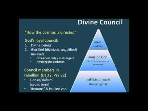 Dr.Michael Heiser | Divine Council Of The Elohim & The Gods of The Bible | The Mythicist Podcast - YouTube