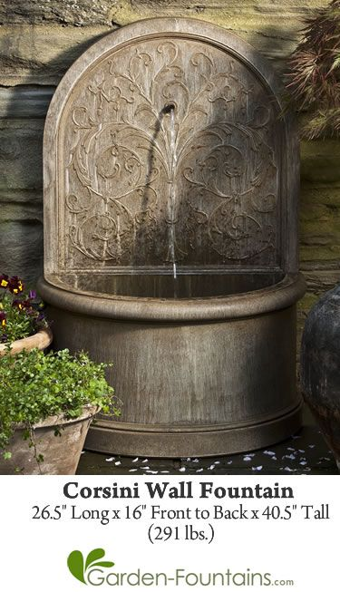 Best 25 Wall Fountains Ideas On Pinterest Contemporary