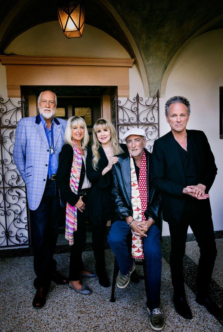 Fleetwood Mac Announce Reunion Tour Dates With Christine McVie