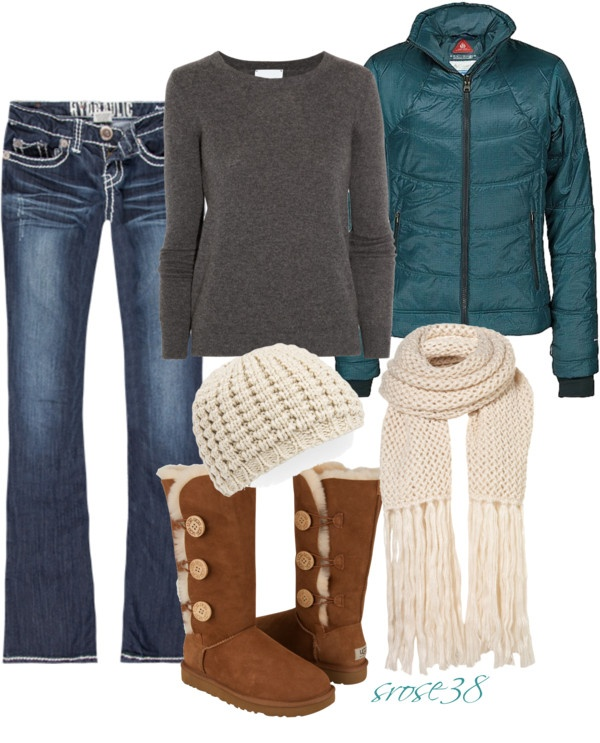 """""""Cold Weather""""Clothing Hors, Ugg Boots, Boots But, Cold Weather Style, Winter Style, Cozy Winter Outfit, Fall Outfit, Warm Outfit, Weather Clothing"""