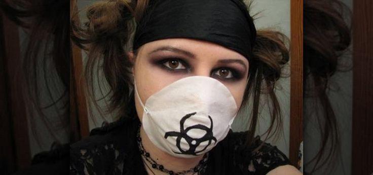 How to Make an evil cyberpunk nurse Halloween costume « Halloween Ideas