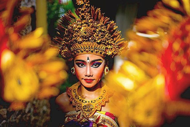 The Golden Age Senses. Feel the truly beauty of Balinese at Manisan Bali Image by Justin Mott