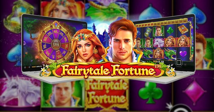 Slot Review: Fairytale Fortune from Pragmatic Play